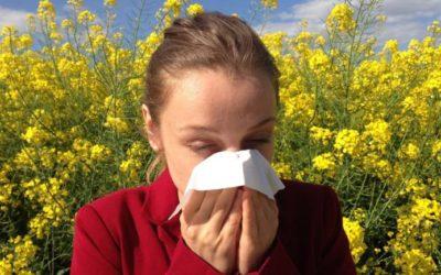 ▷ Alergias oculares: Síntomas y tratamientos