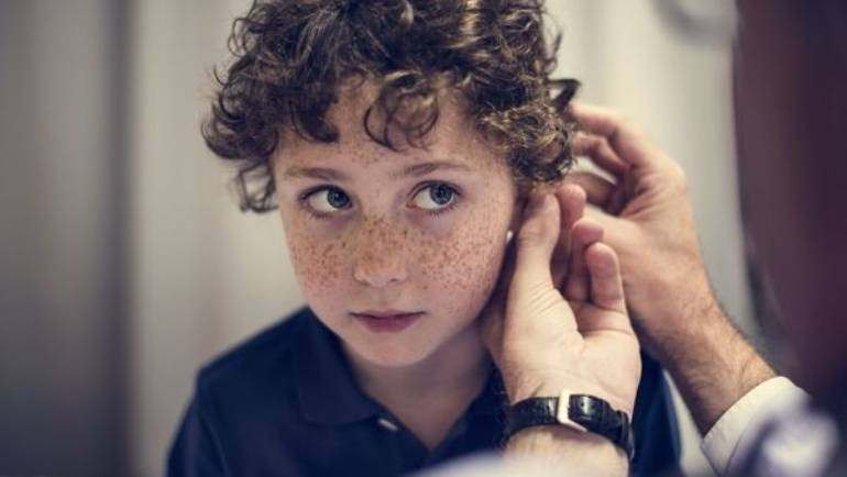 Infección de oído en niños: causas y tratamiento 3